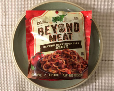 Beyond Meat Beefy Crumbles Review