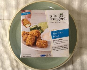 Dr. Praeger's Fish Taco Bites