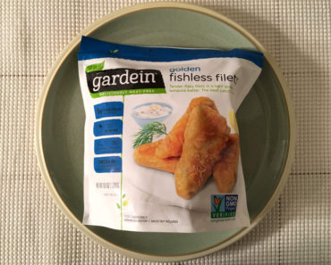 Gardein Golden Fishless Filets