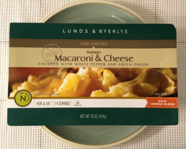 Lunds & Byerlys Asiago Macaroni & Cheese Review