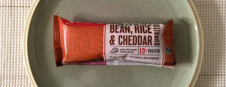 Red's Bean, Rice & Cheddar Burrito