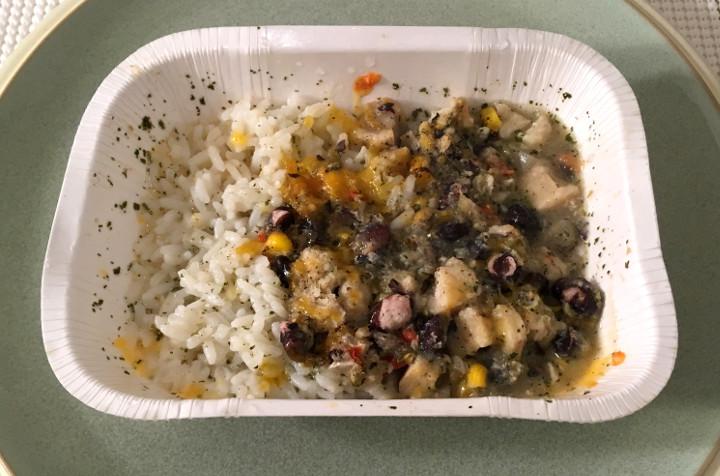 Red's Chicken, Cilantro & Lime Bowl