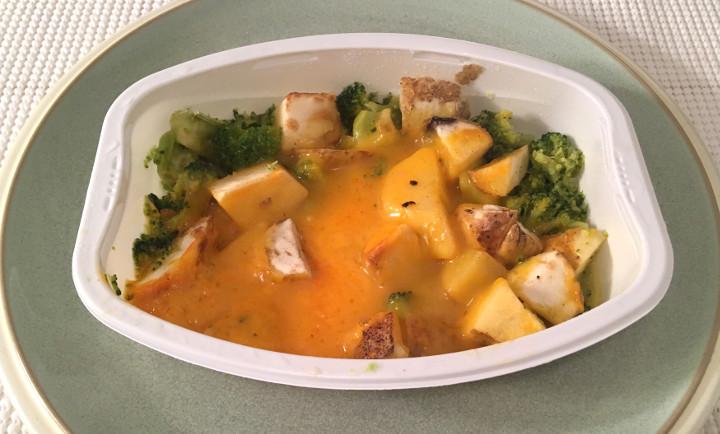 Smart Ones Broccoli & Cheddar Roasted Potatoes