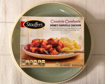 Stouffer's Honey Chipotle Chicken Review