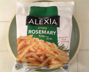 Alexia Crispy Rosemary Fries Review