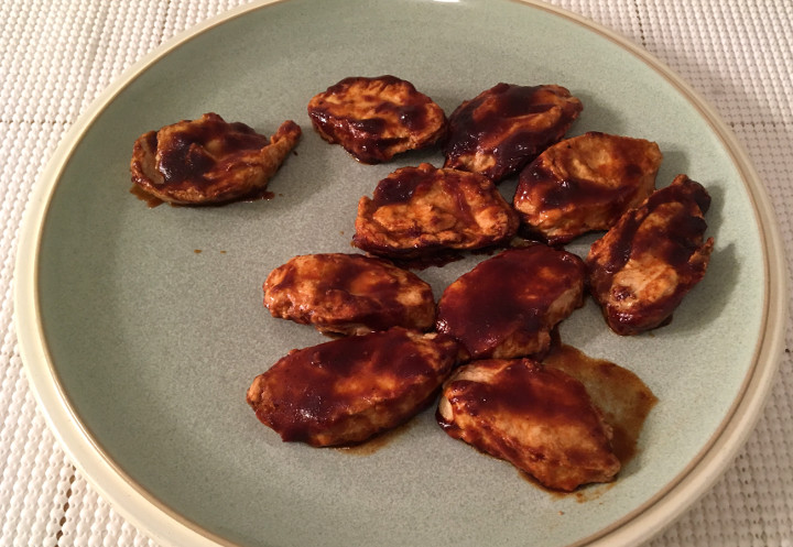 Gardein Sweet and Tangy Barbeque Wings