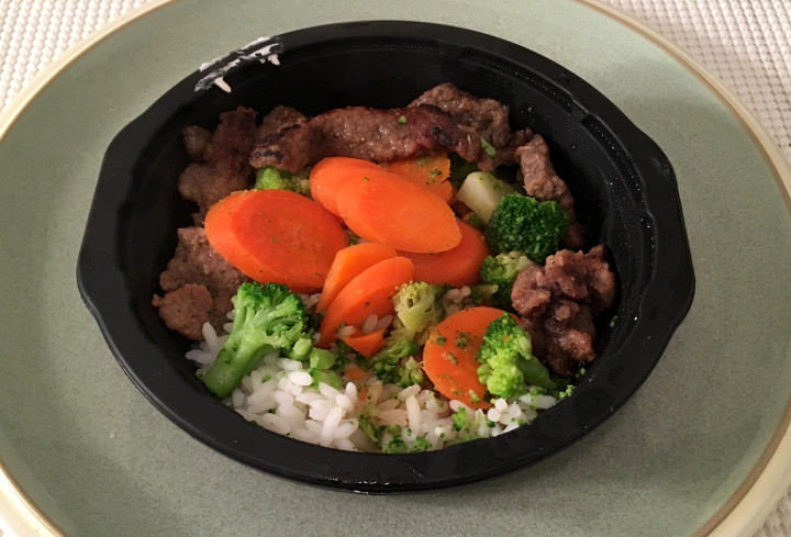InnovAsian Beef & Broccoli Rice Bowl