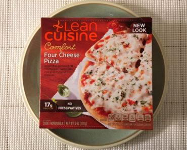 Lean Cuisine Comfort Four Cheese Pizza