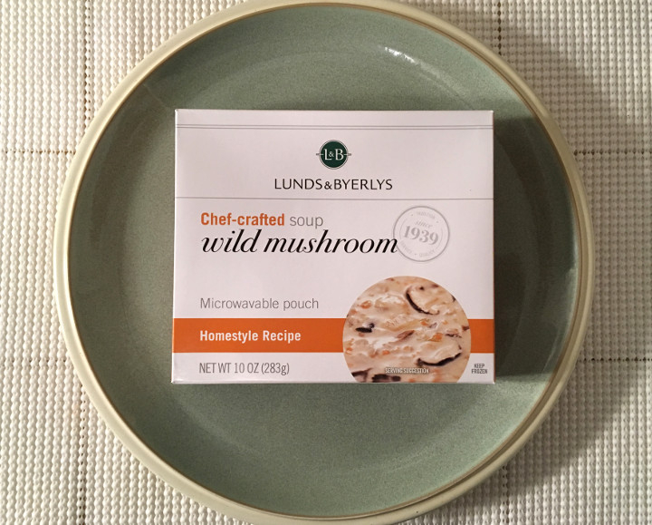Lunds & Byerlys Wild Mushroom Soup