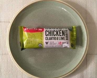 Red's Organic Chicken, Cilantro & Lime Burrito