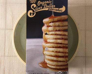 Trader Joe's Organic Silver Dollar Pancakes
