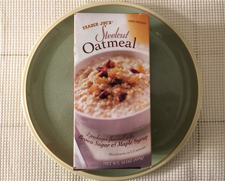 Trader Joe's Steelcut Oatmeal