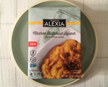 Alexia Mashed Butternut Squash with Brown Sugar