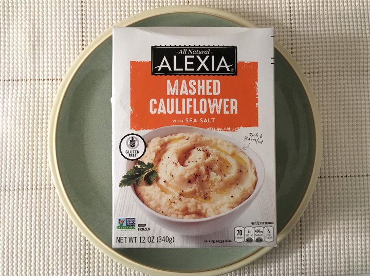 Alexia Mashed Cauliflower with Sea Salt Review