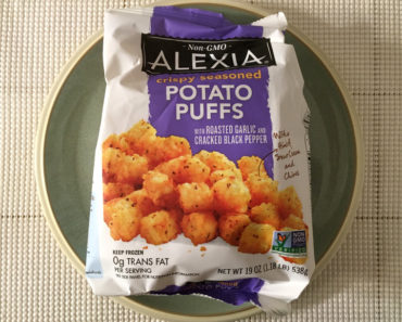 Alexia Crispy Seasoned Potato Puffs Review