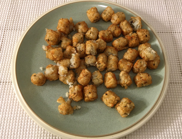 Alexia Crispy Seasoned Potato Puffs