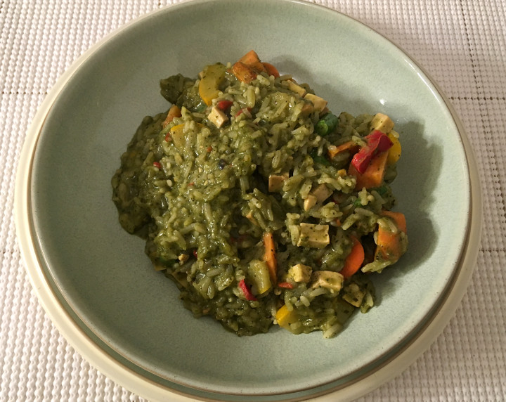 Amy's Meals For Two – Thai Green Curry