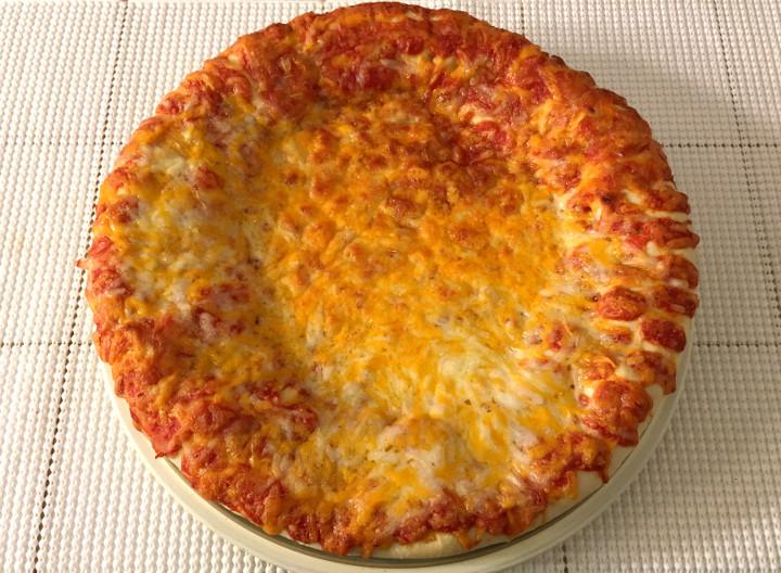 DiGiorno Stuffed Crust Five Cheese Pizza