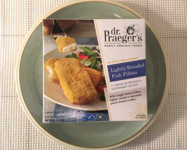 Dr. Praeger's Lightly Breaded Fish Fillets
