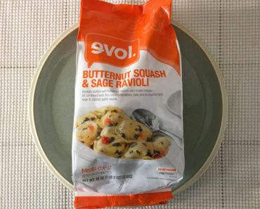 Evol Butternut Squash & Sage Ravioli (Meals for 2)