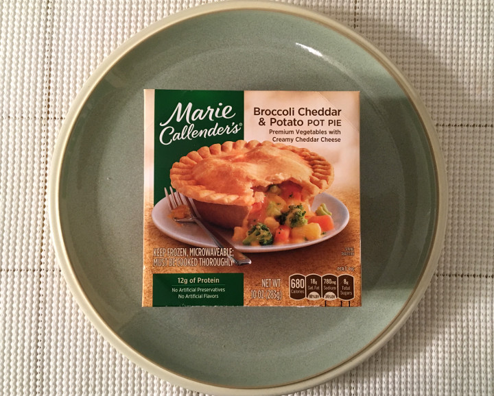 Marie Callender's Broccoli Cheddar & Potato Pot Pie
