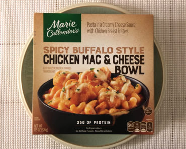 Marie Callender's Spicy Buffalo Style Mac & Cheese Bowl