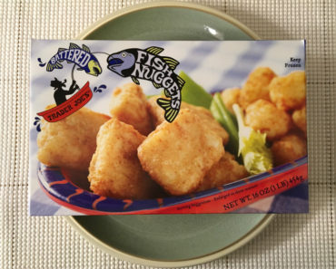 Trader Joe's Battered Fish Nuggets