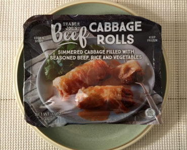 Trader Joe's Beef Cabbage Rolls