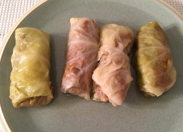 Trader Joe's Beef Cabbage Rolls