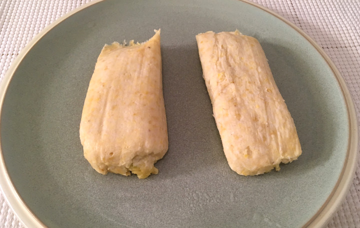Trader Joe's Handcrafted Sweet Corn Tamales