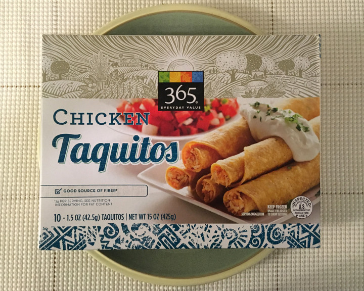 365 Everyday Value Chicken Taquitos