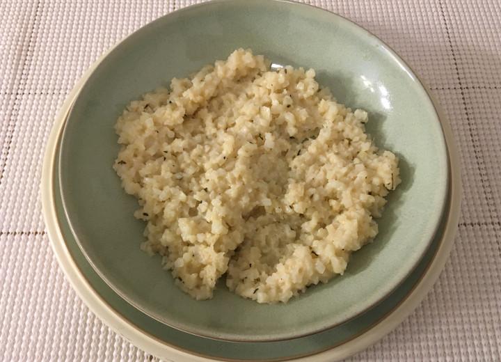 Alexia Cauliflower Risotto with Parmesan Cheese & Sea Salt
