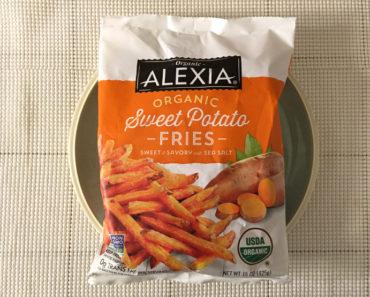 Alexia Organic Sweet Potato Fries Review