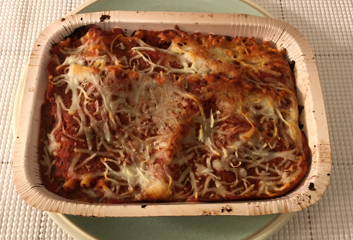 Amy's Family Size Vegetable Lasagna