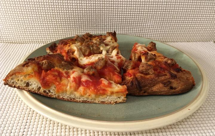 DiGiorno Sausage Rising Crust Pizza