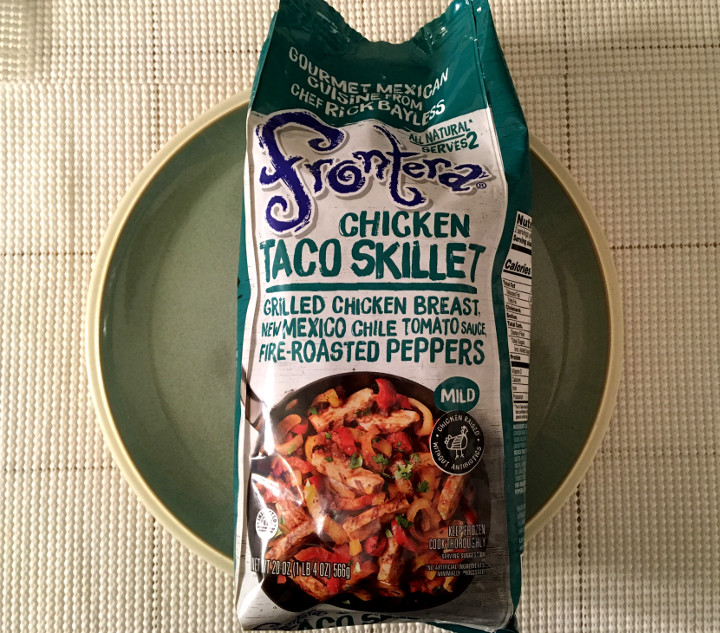 Frontera Chicken Taco Skillet