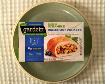 Gardein Eggless Scramble Breakfast Pockets