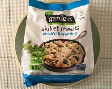 Gardein Chick'n Florentino Skillet Meal