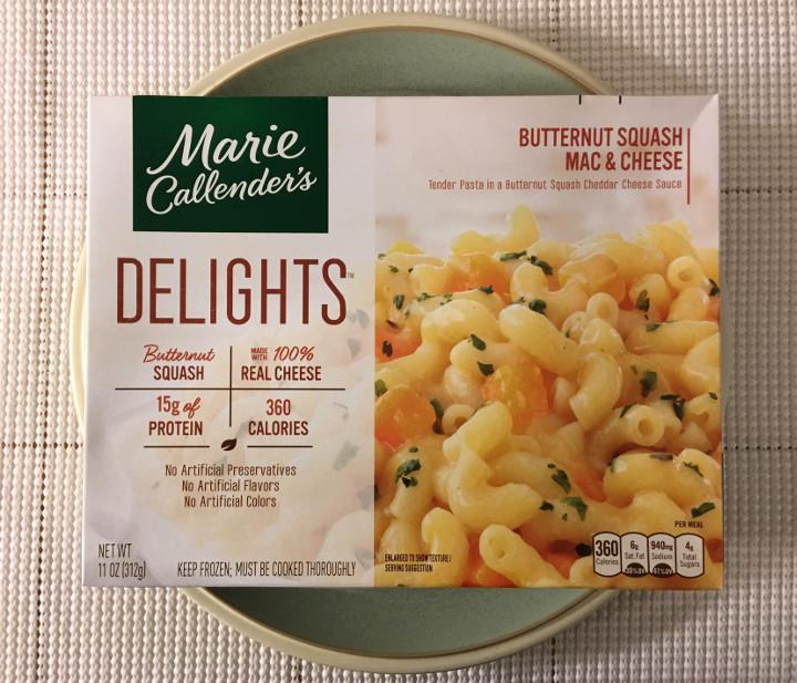 Marie Callender's Butternut Squash Mac & Cheese
