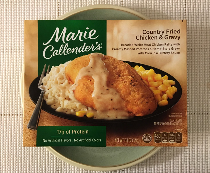 Marie Callender's Country Fried Chicken & Gravy