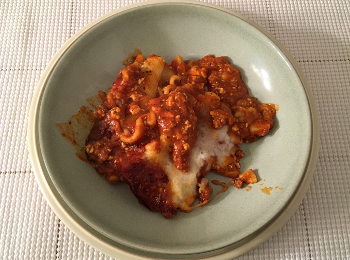 Stouffer's Family Size Lasagna with Meat & Sauce