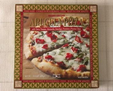Trader Joe's Arugula Pizza Review