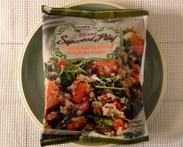 Trader Joe's Organic Superfood Pilaf
