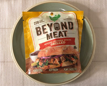 Beyond Meat Grilled Chicken Strips Review