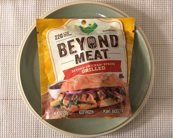 Beyond Meat Grilled Chicken Strips
