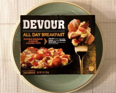 Devour Double Sausage & Bacon Loaded Tots