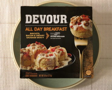 Devour Biscuits, Bacon & Creamy Sausage Gravy