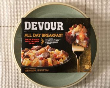 Devour Steak n' Eggs with Creamy Gravy