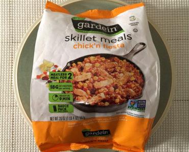 Gardein Chick'n Fiesta Skillet Meal