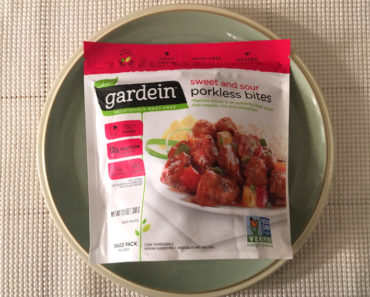 Gardein Sweet and Sour Porkless Bites Review